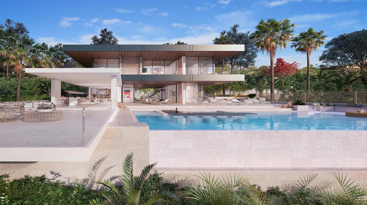 Marbella Banus Villa – Chalet en Venta en La Quinta – R3465523