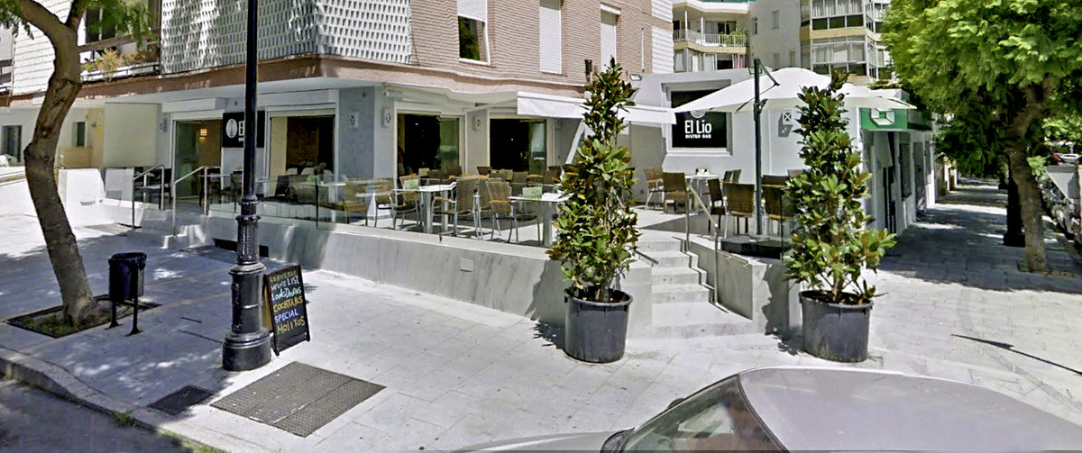 Commercial  Restaurant for sale   in Marbella