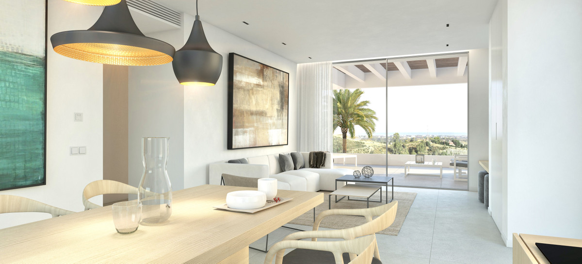 New build penthouse located in Benahavis, in one of the areas with the greatest potential and invest, Spain