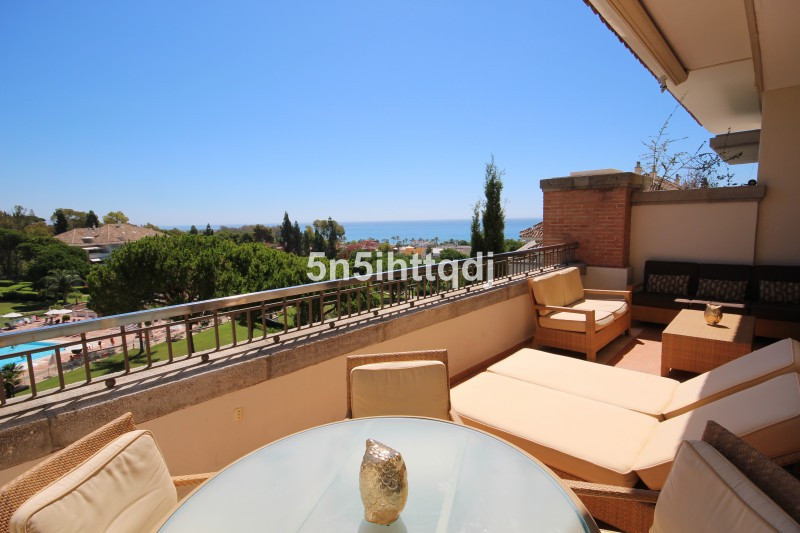 Exclusive Lovely 3 bedroom, 4 bathroom Duplex Penthouse, South East facing orientation, this duplex Spain