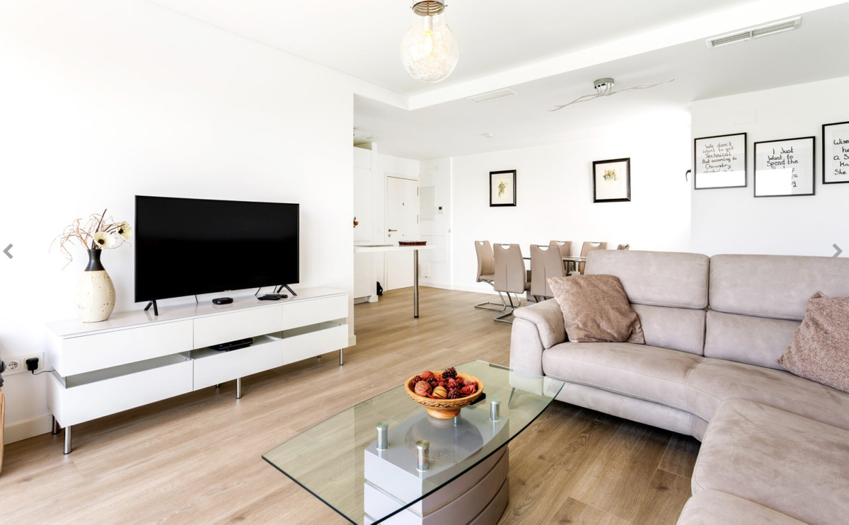 This newly completed 3 bedroom frontline golf apartment is the perfect place to explore the coast an,Spain
