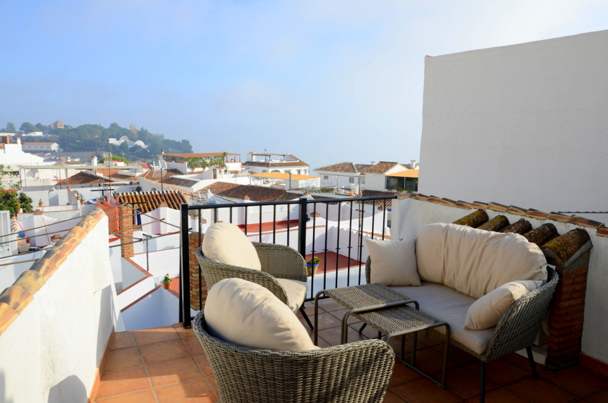 Probably the best presented house in Mijas Pueblo.  This beautiful house is in the heart of the vill,Spain