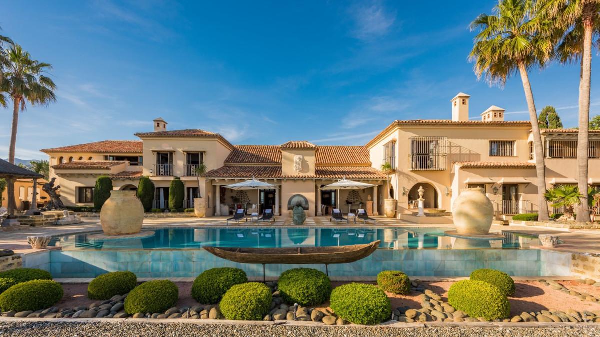 Detached Villa · Los Monteros