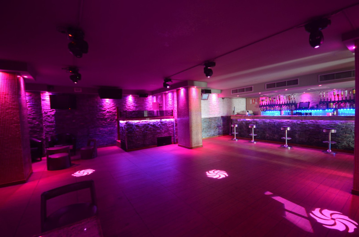 Puerto Banus  Fully Licensed discoteque, until 06:00 weekdays, 07:00 weekends and 08:00 on Festive d, Spain