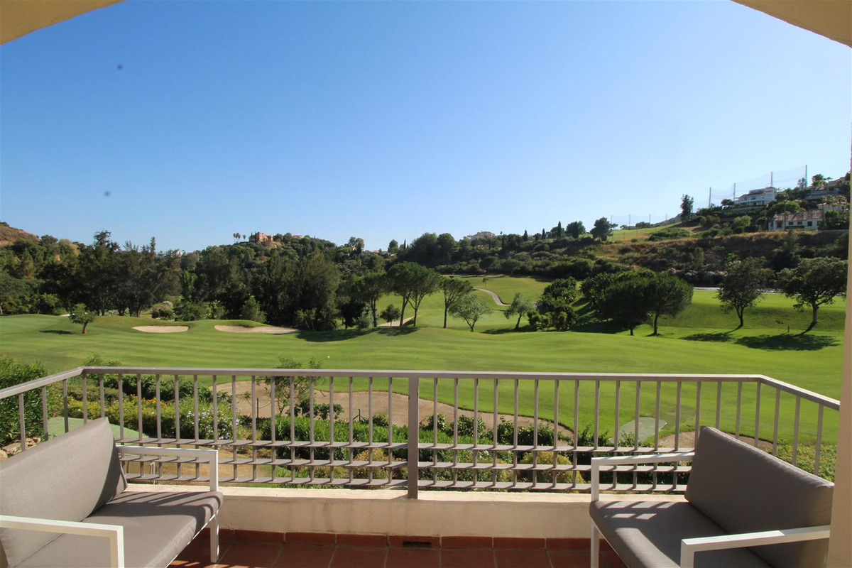 FRONTLINE GOLF south west facing apartment extremely well situated within the highly sought after ga,Spain