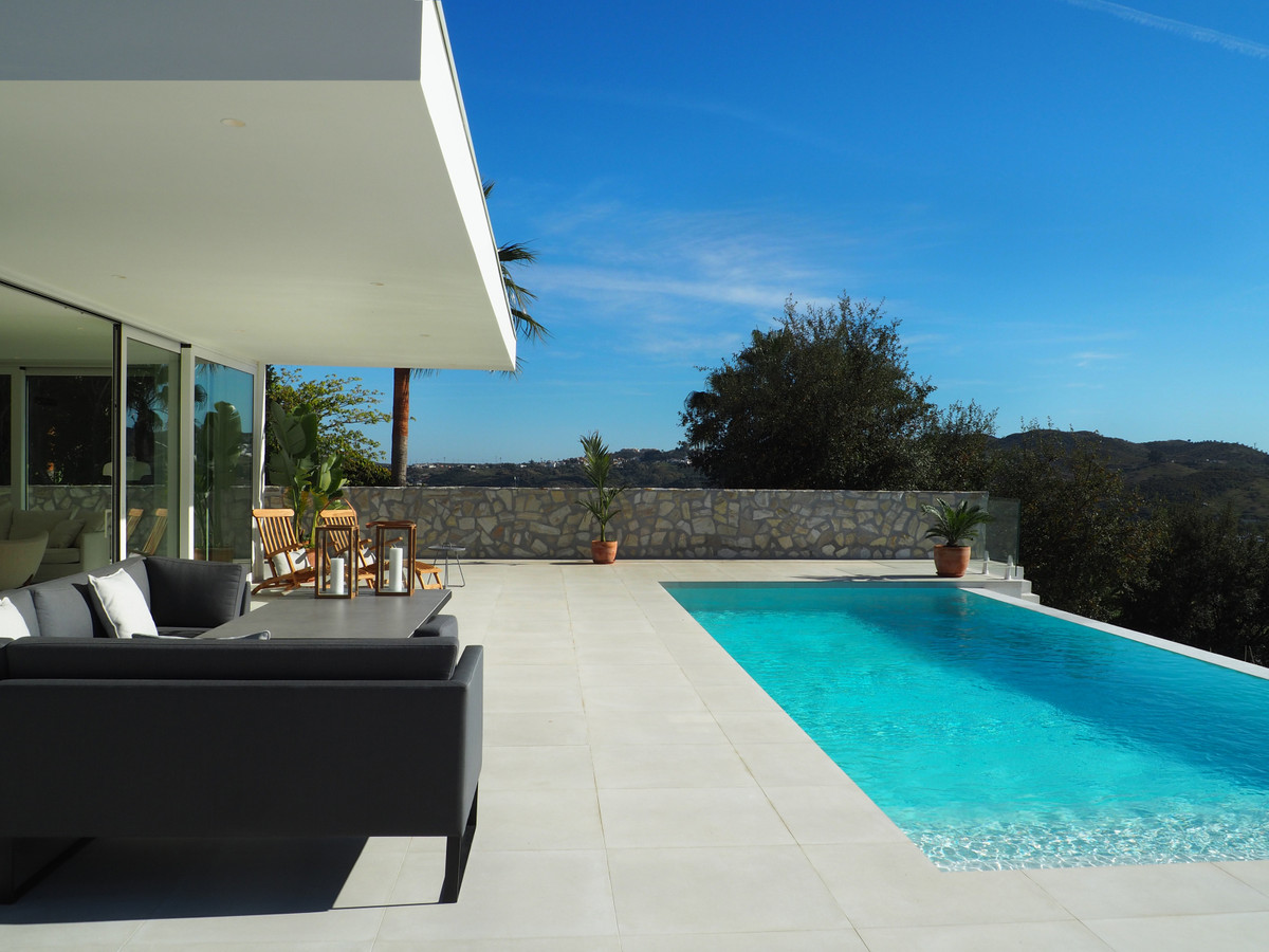 Exciting new contemporary villa, inspired by Scandinavian quality and minimalistic design. Our archi,Spain
