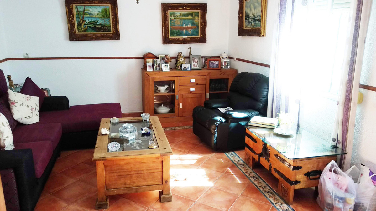 Townhouse (Casa mata) in the centre of Fuengirola, Costa del Sol.  Built on one level, at ground flo Spain