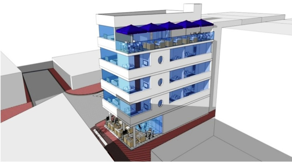 COMMERCIAL BUILDING FOR SALE IN TOWN CENTRE OF FUENGIROLA.  - Five storey building for sale in prime, Spain