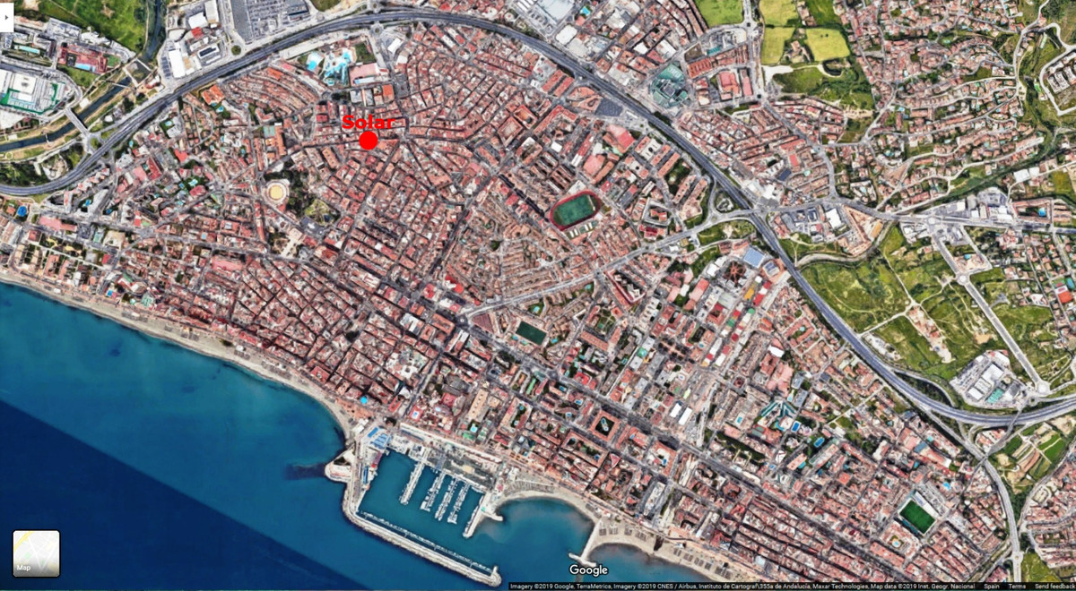 Residential Plot for sale in Fuengirola