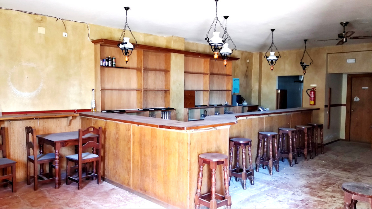 Bar for sale in Benalmadena Costa