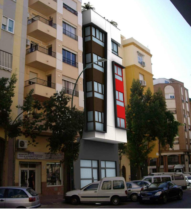 Terreno Urbano a la venta, Málaga Centro – R3523546