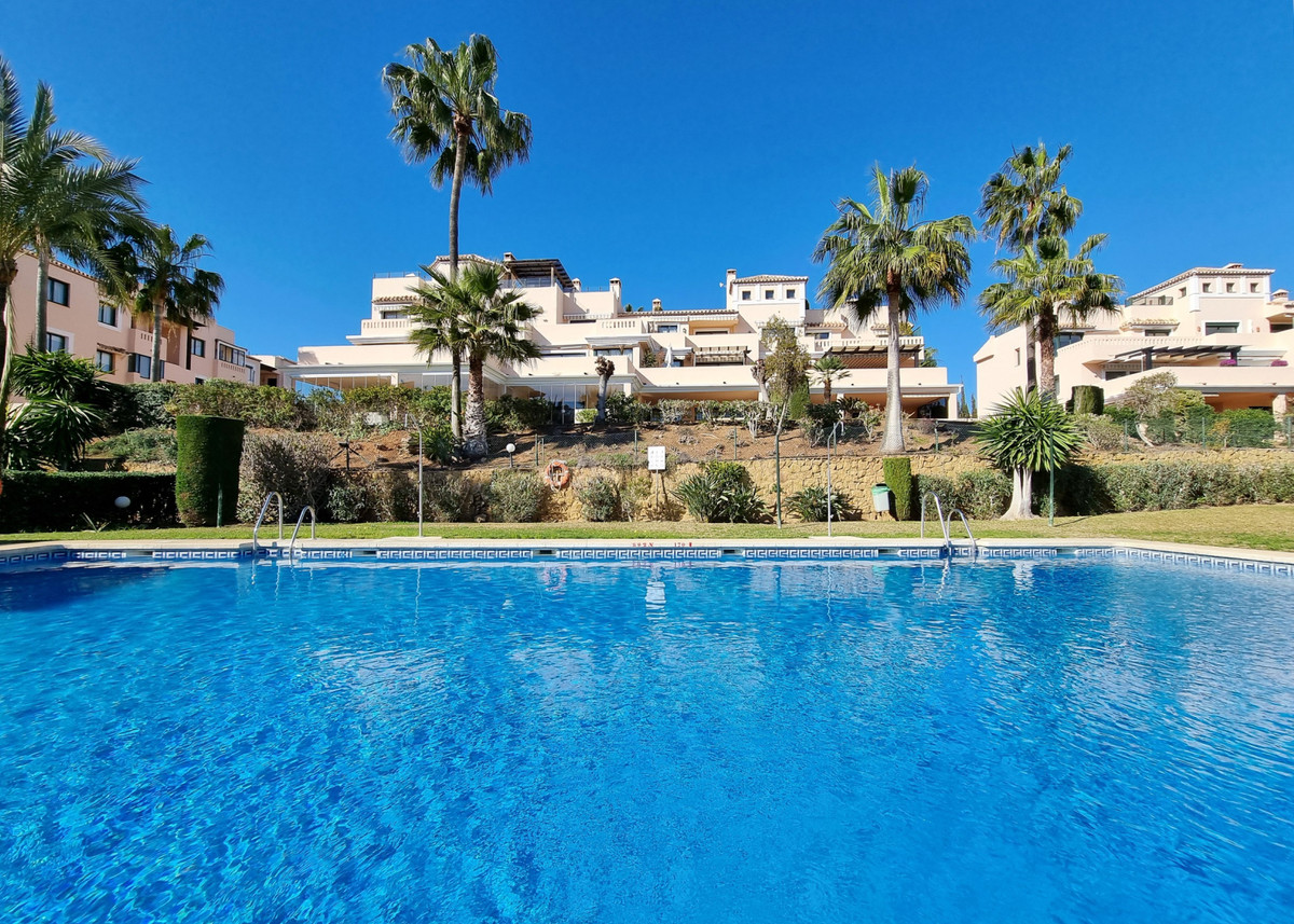Formerly a 3 bedroom penthouse, this exclusive property is situated near to the Santa Maria Golf cou, Spain
