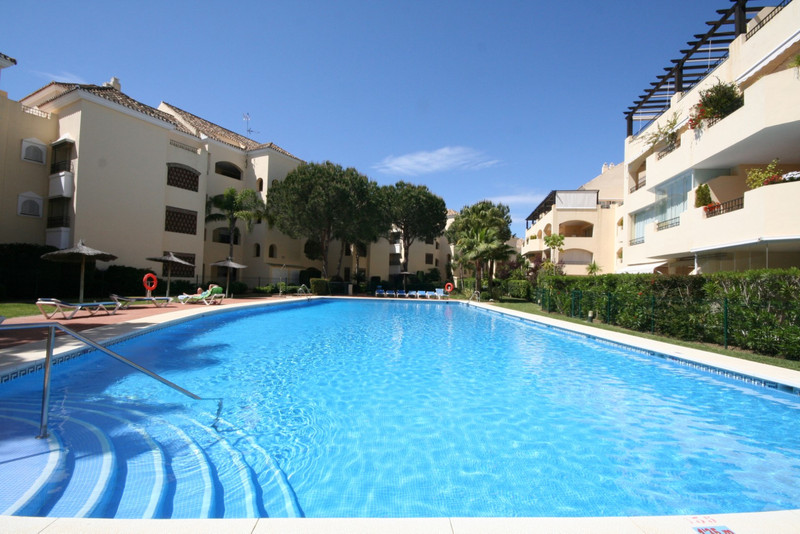 Ground Floor Apartment Elviria