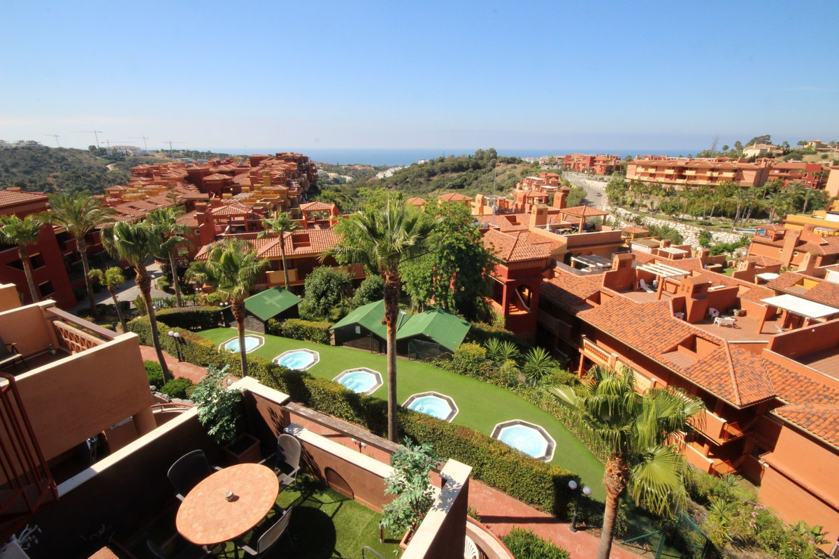 Beautiful ideally orientated sunny penthouse apartment with the top floor private terrace and breath,Spain