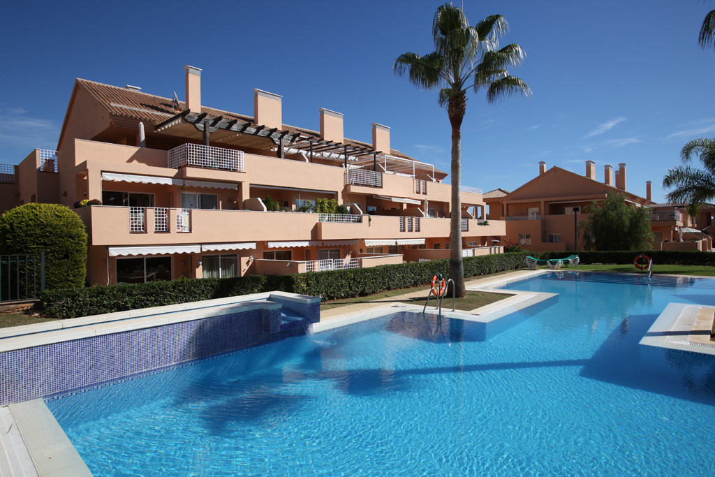 "Excellent apartment in size, condition and location within ""Los Jardines de Santa Maria Golf&qu, Spain"