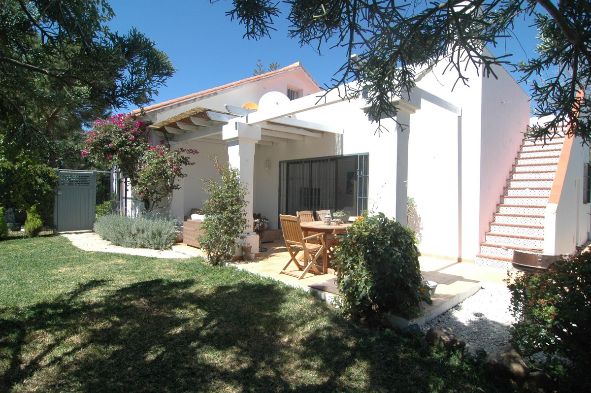 Charming beachside bungalow at only a stroll away of one of the finest beaches of Marbella  Detached,Spain