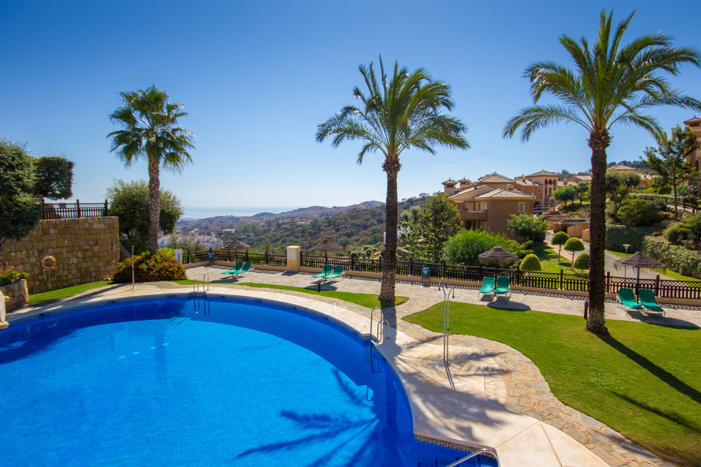 This spacious, sunny and bright corner townhouse enjoys wonderful views from its main terrace and th,Spain