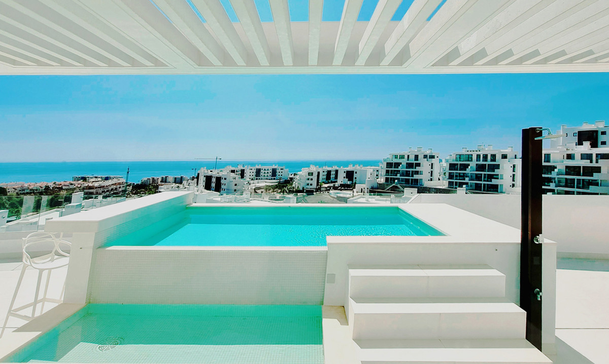 Brand New Luxury Sky Villa at Higueron West 217. This beautiful penthouse with 3 bedrooms, 2 bathroo,Spain