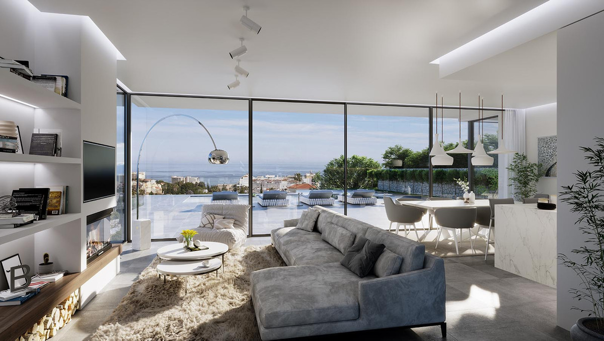 This stunning villa has been designed to enjoy the sea views, sunshine, comfort and beautiful surrou,Spain