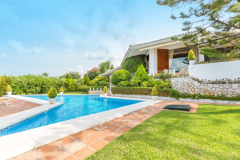 Villa Detached Elviria Málaga Costa del Sol R2359232 2