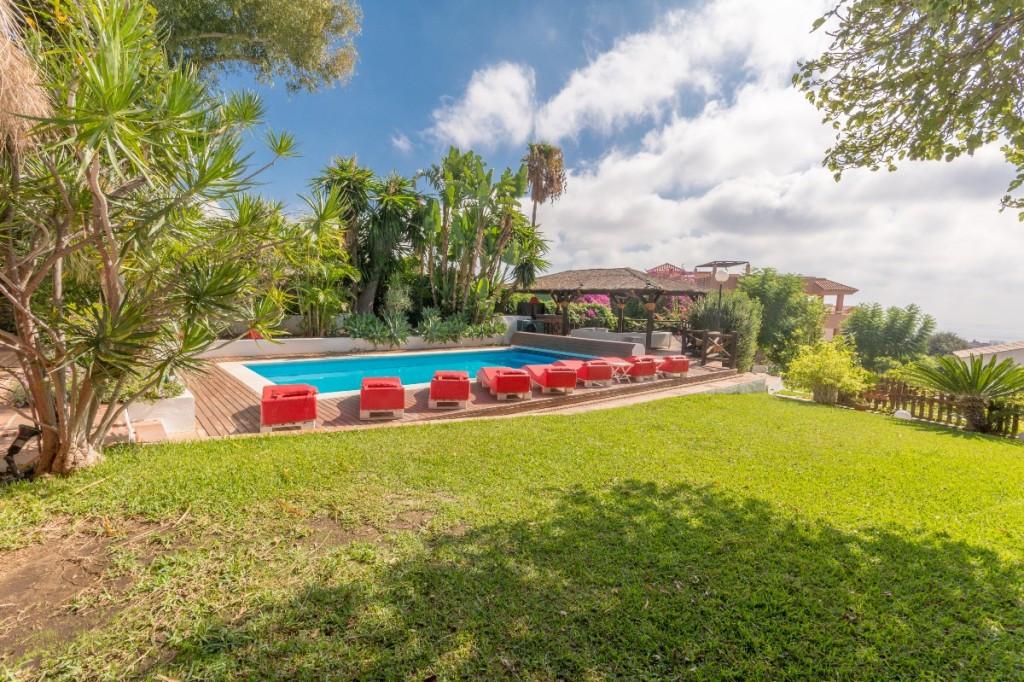 Villa Detached Benalmadena Pueblo Málaga Costa del Sol R2329154