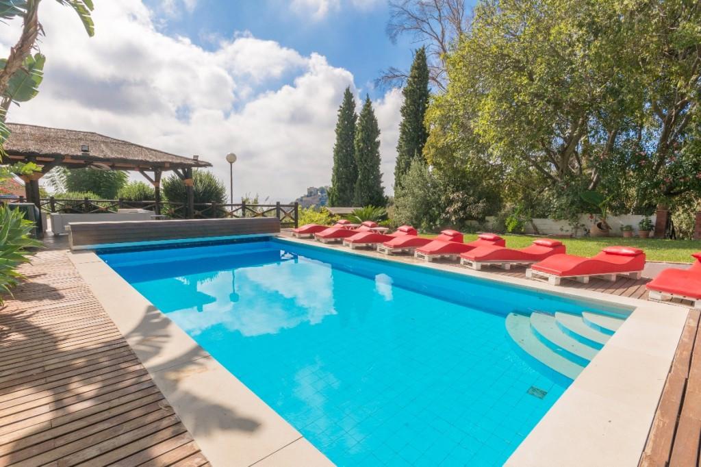Villa Detached Benalmadena Pueblo Málaga Costa del Sol R2329154 4