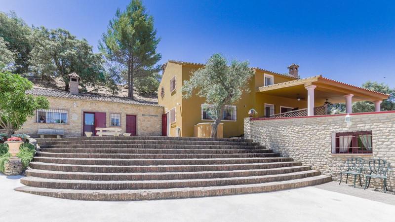 Marbella Banus Finca – Cortijo en venta en Ronda – R3185899