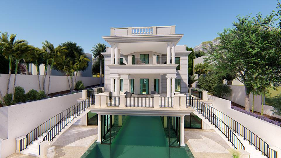 9 Bedroom Villa For Sale - Sierra Blanca
