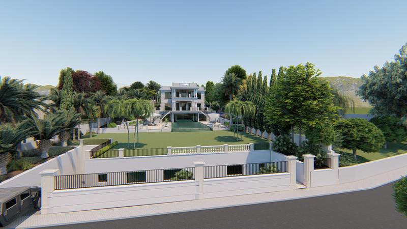 Se vende Villa – Chalet, Sierra Blanca – R3317185