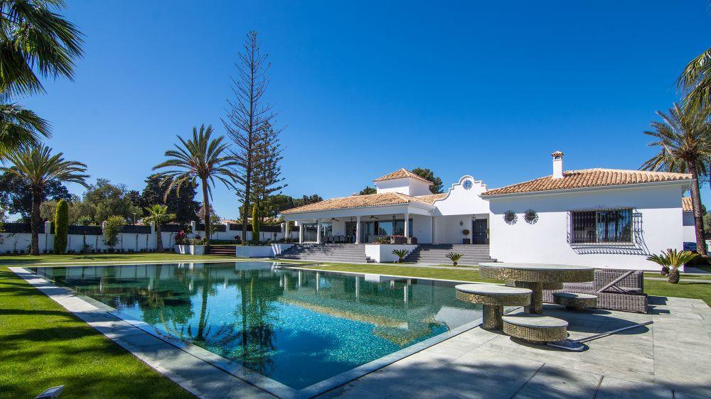 Villa 7 Dormitorios en Venta The Golden Mile