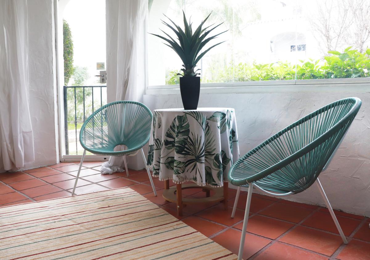 Ground Floor Apartment, Nueva Andalucia, Costa del Sol. 2 Bedrooms, 2 Bathrooms, Built 118 m², Terra,Spain