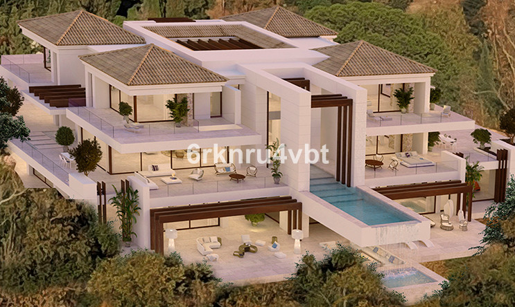 We are pleased to introduce this luxurious, high end villa in the prestigious area of Benahavis. The, Spain