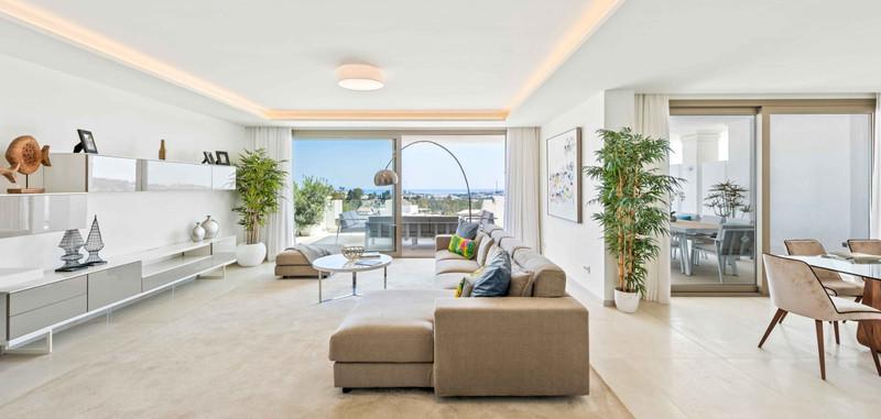 Marbella Banus Apartamento Planta Media, Nueva Andalucía – R3518146