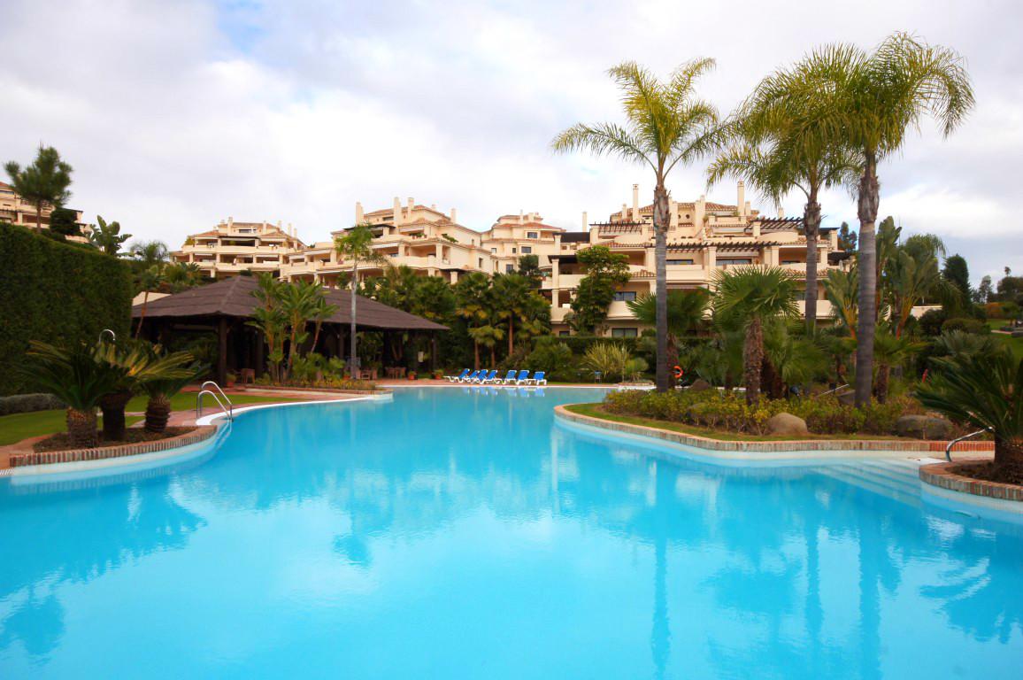 Apartamento  Planta Baja en venta  y en alquiler   en Benahavís