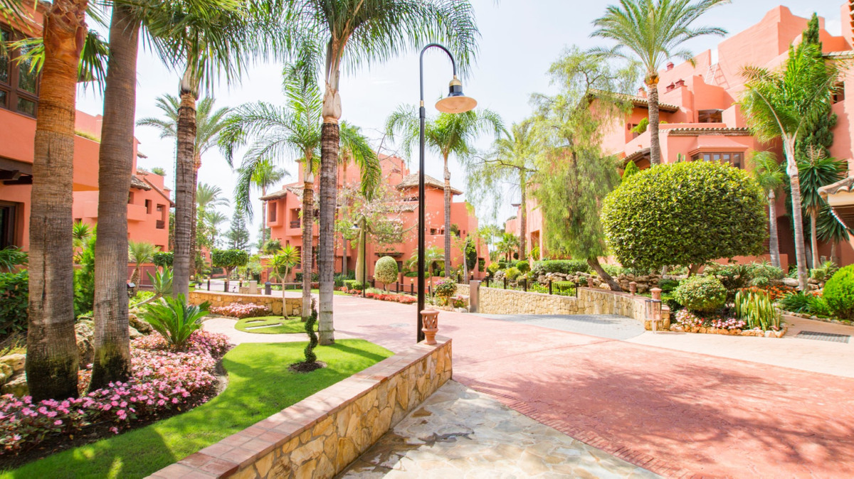 One of the best residentials areas on Costa del Sol, Torre Bermeja, located a few minutes to Puerto ,Spain