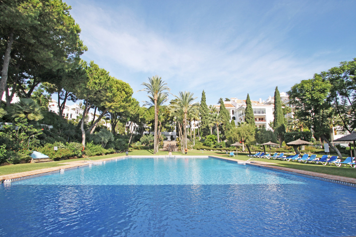 Cozy two bedroom, south east facing apartment in the highly sought after 24hr security gated communi,Spain