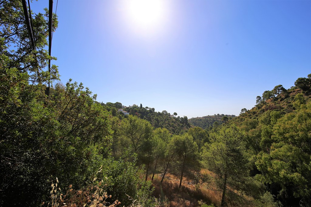 Residential Plot, Benahavis, Costa del Sol. South facing plot in the exclusive area of El Madronal, , Spain
