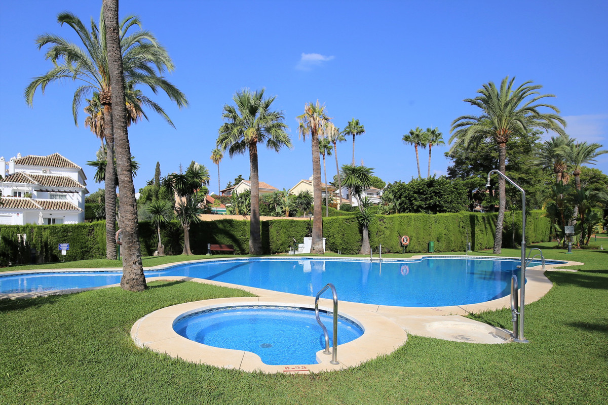 Beautiful three bedroom, west facing, ground floor apartment in the sought after community Aldea Bla Spain