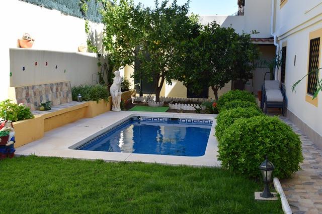 Townhouse, Benalmadena, Costa del Sol. 4 Bedrooms, 4 Bathrooms, Built 325 m², Terrace 35 m², Garden/,Spain