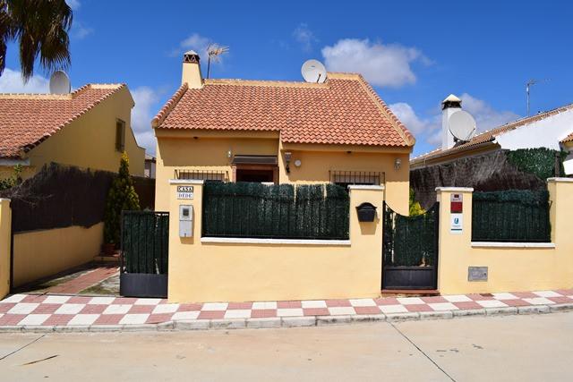 House - Fuente de Piedra