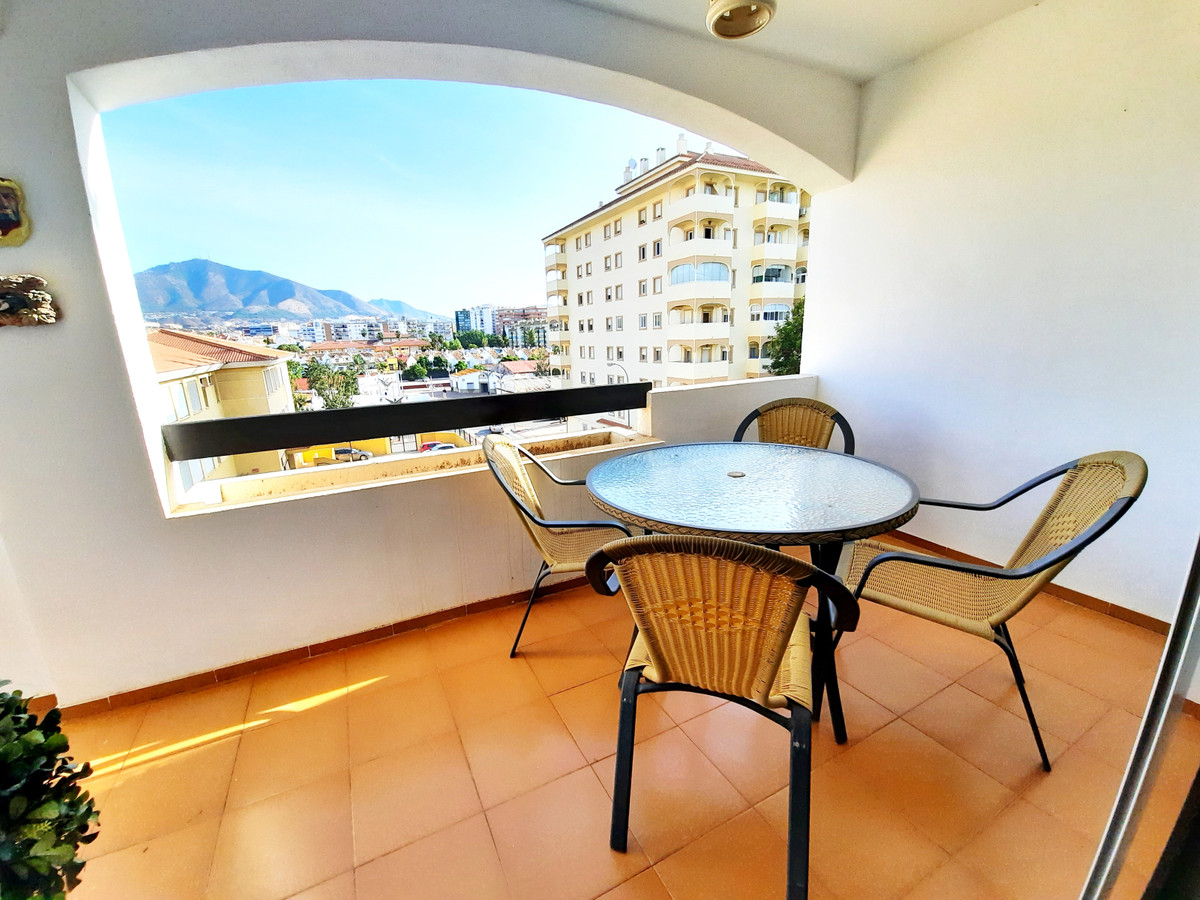 Large apartment for sale in Fuengirola, close to athe feria ground and all amenities, walking distan, Spain