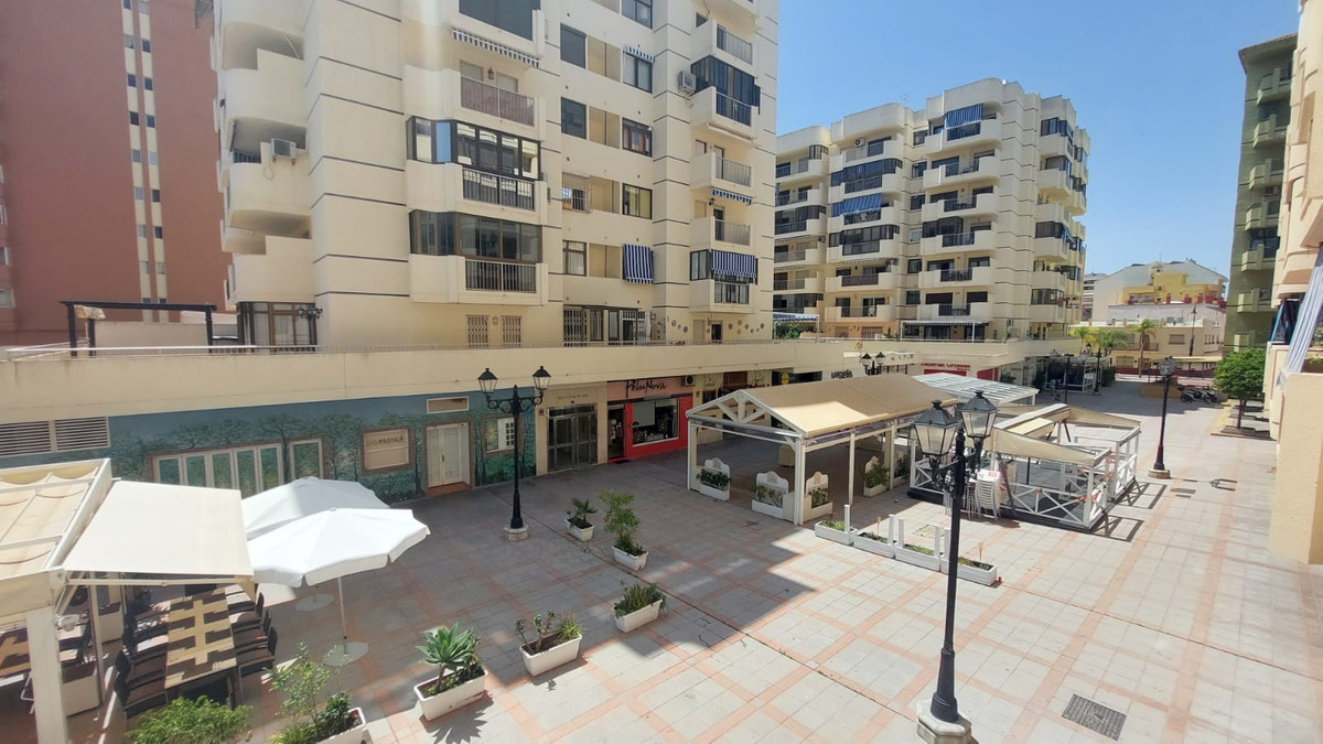 Second line beach apartment for sale in Fuengirola,very close to the beach and to all amenitie, an i, Spain