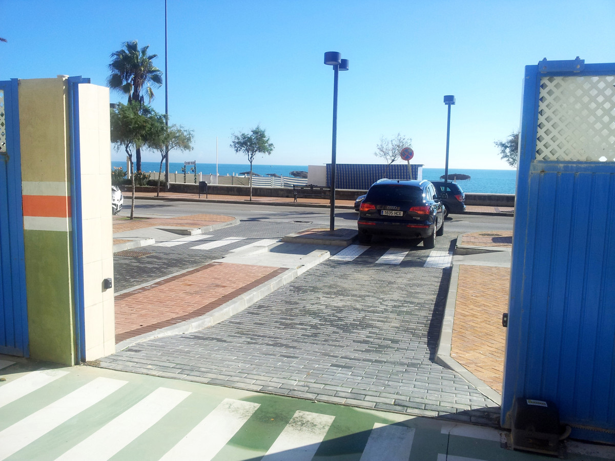Unique opportunity to acquire a parking lot located on the Paseo Maritimo of Fuengirola, the parking, Spain
