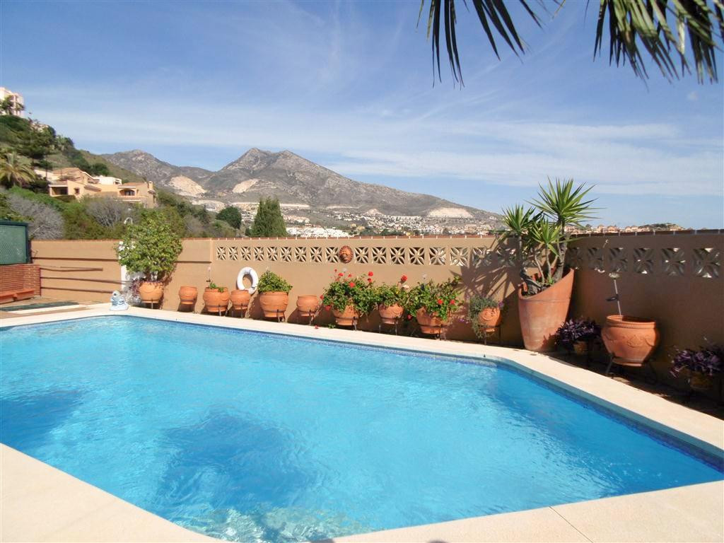 Independent villa for sale in Torremuelle, Benalmadena Costa, on the Costa del Sol. This property is,Spain