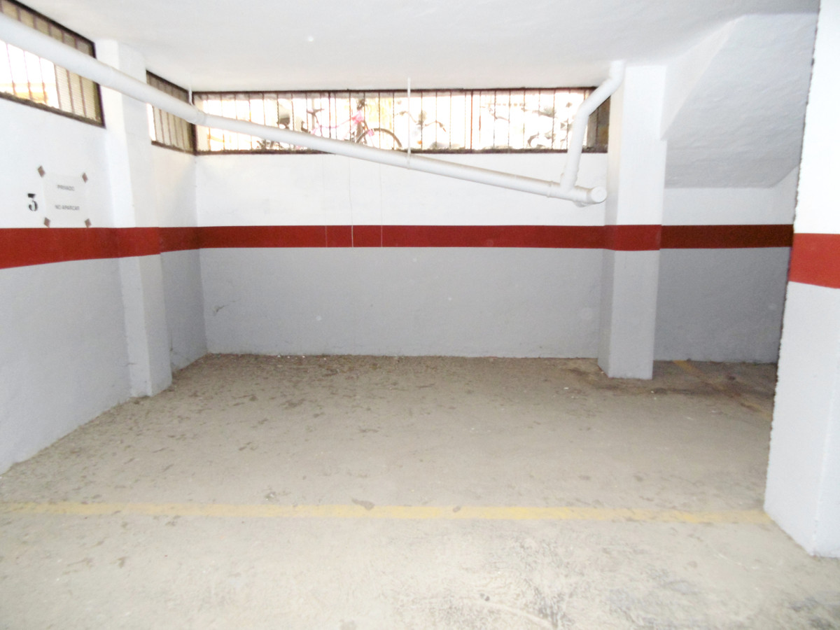 Secure underground parking space only 110 metres from the paseo in Fuengirola. Opportunities like th,Spain