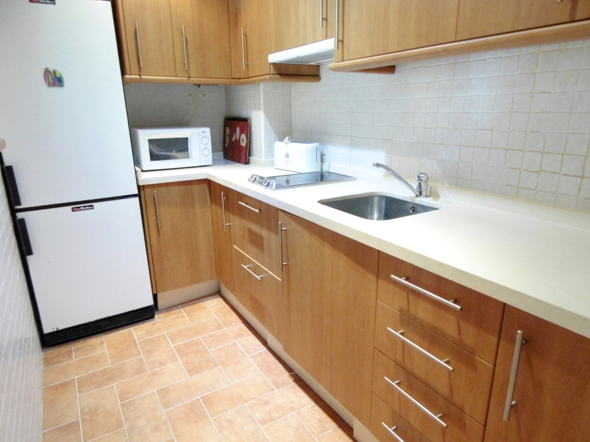 Location, location, location! Renovated apartment for sale third line beach in Fuengirola, just 200 , Spain