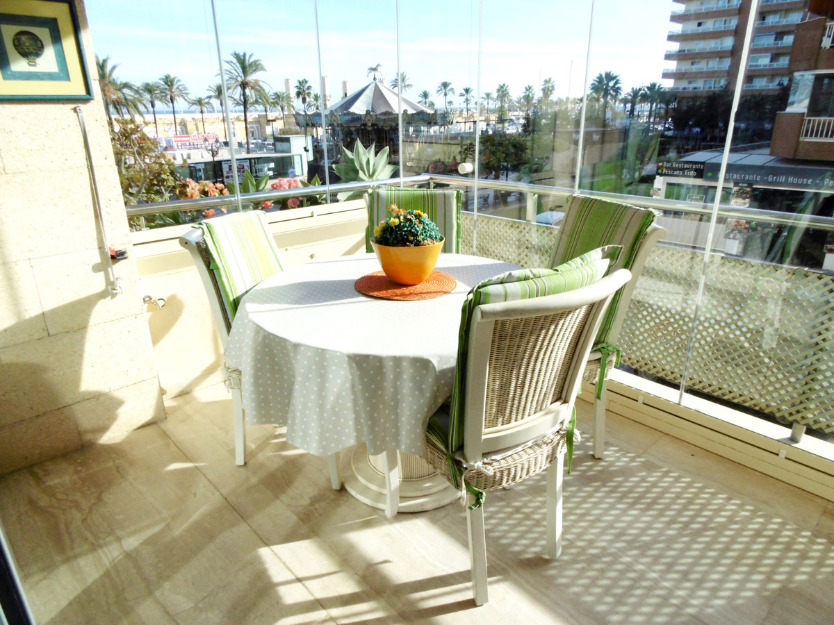 Exclusive apartment for sale in the newest building near the port, front line beach.  This property,, Spain