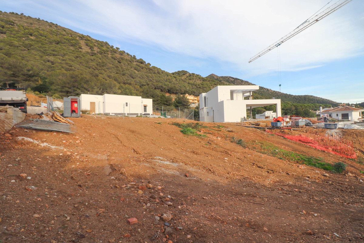 For sale fantastic flat plot in Buenavista Urbanization, 833 m2, where there can be build a villa of, Spain