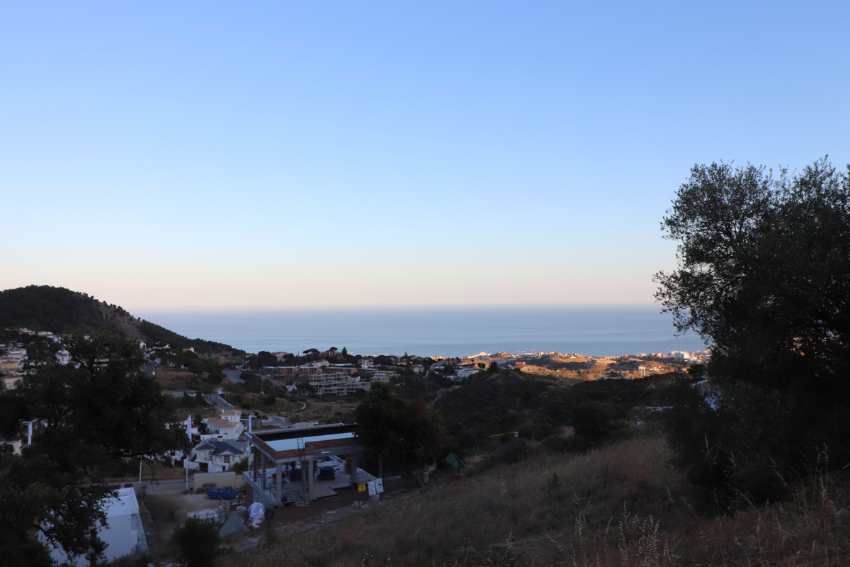 Plot for sale in Buenavista Urbanization, amazing sea views, this plot is in the upper part op the u, Spain