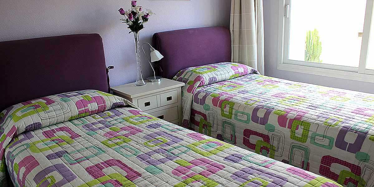 2 Dormitorio Apartamento en venta Estepona